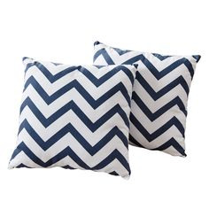 Abbyson Living Jay Indoor Throw Pillow - Set of 2 | from hayneedle.com
