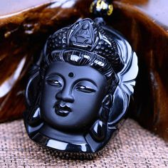 BEST SELLER! We still have our Black Obsidian Carved Buddha Head Pendant Necklace available! Low quantities remaining, get yours while you can! $20.99