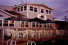 The Spouter Inn Restaurant, waterfront in Beaufort NC
