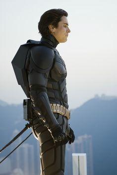 The Dark Knight - christian Bale. stop