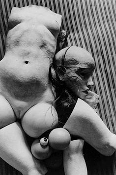 Junk for Code: surrealism: Hans Bellmer's mutilated bodies