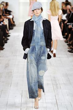 Ralph Lauren Spring 2010 Ready-to-Wear Collection Slideshow on Style.com