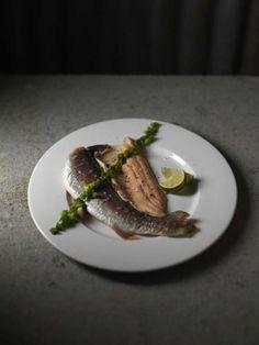 #Steelite #Monaco #Vogue #Regency plates are the perfect crockery range to showcase you're dish. #Fish #Seafood