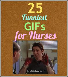 25 of the Funniest Nursing Graphics and Animated GIFs: Love.  It
