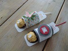 Stampin Up Ziehverpackung mit Papillon Potpourri und Im Fähnchenfieber