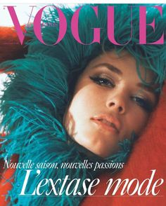 "2,675 Likes, 50 Comments - Edie Campbell (@ediebcampbell) on Instagram: ""L'extase Mode Vogue Paris September issue... a very pleasant surprise for a Friday afternoon....…"""