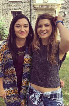 natasha negovanlis and elise bauman | Elise and Natasha | Tumblr
