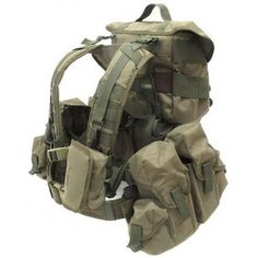Assault Tactical Vests, Russian LBV, MOLLE and body armor Assault Vest, Military Surplus, Military Gear, Combat Gear, Chest Rig, Tactical Equipment, Tactical Vest, Hunting Clothes, Cool Backpacks