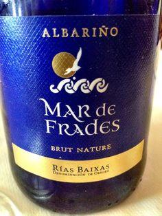 El Alma del Vino.: Bodega Mar de Frades Albariño Brut Nature.