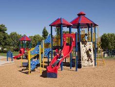 Adrienne Mitchell Park </br >Moreno Valley, CA Kids Climbing, See Images, Sky High, View Photos, Cool Things To Make, Photo Galleries, Custom Design, Deck, Tower