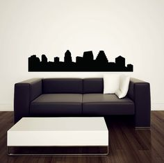 Put A Vinyl Wall Decal On A Canvas Duh Why Didnt I Think Of - Wall decals on canvas
