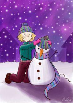 Merche Moreno Ilustración y Diseño: Despidiendo el invierno
