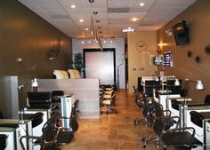 best ideas for nail salon decorating salon interior designinterior