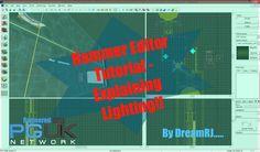 Hammer Editor Tutorial - Explaining Lighting!! Portal 2, Channel, Lighting, Light Fixtures, Lights, Lightning