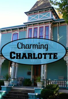 On the way to Discover Charming Charlotte, North Carolina