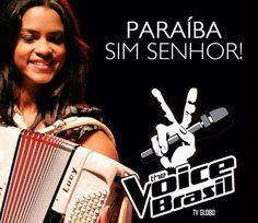 Tem paraibana no The Voice Brasil #LucyAlves #TheVoiceBrasil #Paraíba