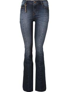 Saad Calça Flare Jeans - Saad - Farfetch.com