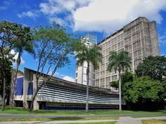 UCV, Architecture School - Carlos Raul Villanueva