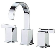 Danze D304044 Sirius Two Handle Widespread Lavatory Faucet Chrome - Faucet Depot