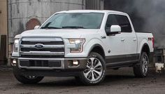 2015 Fully Loaded Ford F150 King Ranch FX4 4-Door.