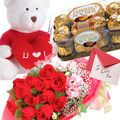 """Infibeam Valentine Store introduces a great offers on valentine gifts so as a part of this great best deal you can get additional 20% discount on valentine products by applying coupon code """"MYVALENTINE20"""", on order value Rs.1500 and above. You can also use coupon code """"MYVALENTINE15"""" to get additional 15% off on order value upto Rs.1500/-. Don't wait and just grab your discount on Valentine gifts products and enjoy your shopping and the  Offer valid till 20th Feb 2014"""