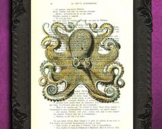 Popular items for altered book page on Etsy