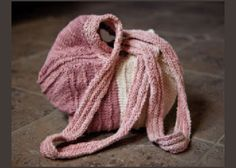 Unique+Knitting+Bags | Knitting Bags: 9 Free Bag Patterns Including Knit Purse, Tote ...