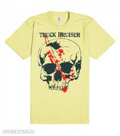 The Greatest Wrestler in the Universe.https://twitter.com/TruckBruiser funny wrestling t-shirt #Skreened @skreened