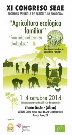 Congreso de agricultura ecológica familiar en Vitoria, Vitoria-Gasteiz