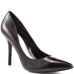 Mipolia 5 - Black Leather  Guess Shoes