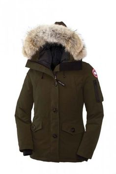 Canada Goose. I will own one soon