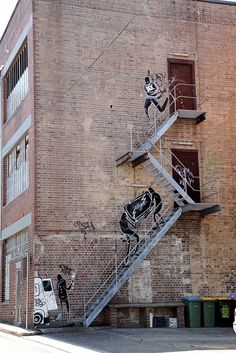 clever and interesting urban art