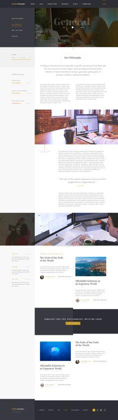 C.R.E.A.M. Website Design