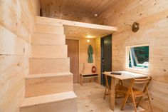 Adaptive Tiny Houses - Interior