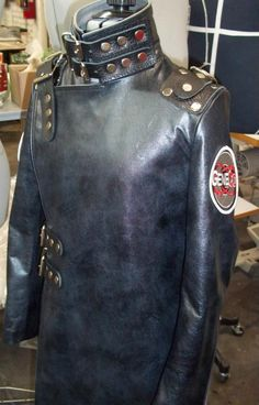 Custom costume based on Repoman from Repo! Repo The Genetic Opera, Evil Doctor, Repo Man, Cosplay Ideas, Genetics, Halloween Costumes, Leather Jacket, Jackets, Inspiration