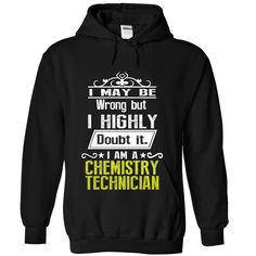 CHEMISTRY TECHNICIAN T-Shirts, Hoodies. SHOPPING NOW ==► https://www.sunfrog.com/No-Category/CHEMISTRY-TECHNICIAN-7604-Black-Hoodie.html?id=41382