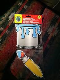 paint buckets for bulletin boards classroom - Google Search