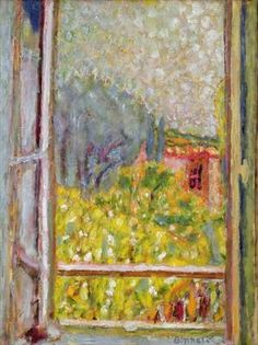 The Small Window, 1946 (oil on canvas), Bonnard, Pierre (1867-1947)