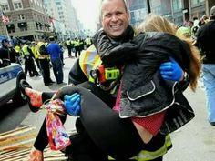 Boston Hoaxathon Duo's Amazing Appearance Act
