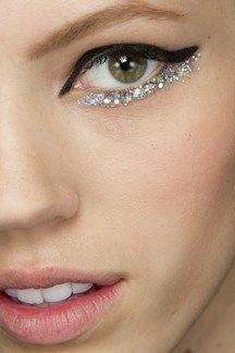 Couture Beauty: Spring Summer 2014 Hair & Make-Up (Vogue.com UK) CHANEL
