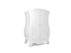 "Boelo Wardrobe White Edition. ""A new interpretation of the design"". Suommo Luxury for Babies. www.suommo.com"
