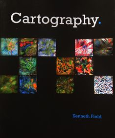 """""""Cartography."""", de Kenneth Field Spatial Analysis, Book Publishing, This Book, Display, Creative, Illustration, Books, Theory, Maps"""
