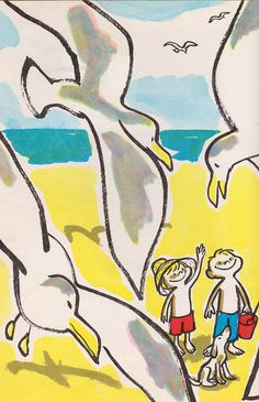 Summer - written by Alice Low, illustrated by Roy McKie (1963).