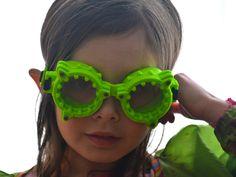 Steam Punk 3D Printed Goggles  by Jasonwelsh
