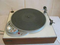 A R Sugden Connoisseur Classic Idler Turntable | eBay