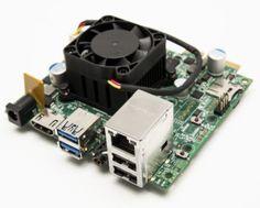 GizmoSphere Gizmo 2 SBC Pairs PC-Class Power With Raspberry Pi's Size