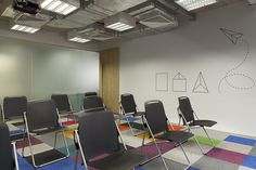 SiteGround office space Stara Zagora – Cachè Atelier
