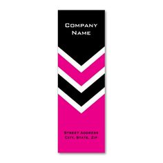 SOLD Bookmark Business Card Zig Zag Chevron Pattern! #Zazzle #Bookmark #Business #Card #Zig #Zag #Chevron #Pattern http://www.zazzle.com/bookmark_business_card_zig_zag_chevron_pattern-240922952407124285