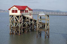 Mumbles Pier by Chris P Jobling, via Flickr
