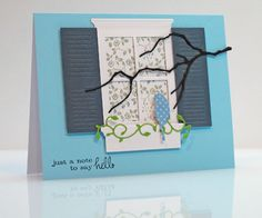 window card with instructions go to dies from this site.